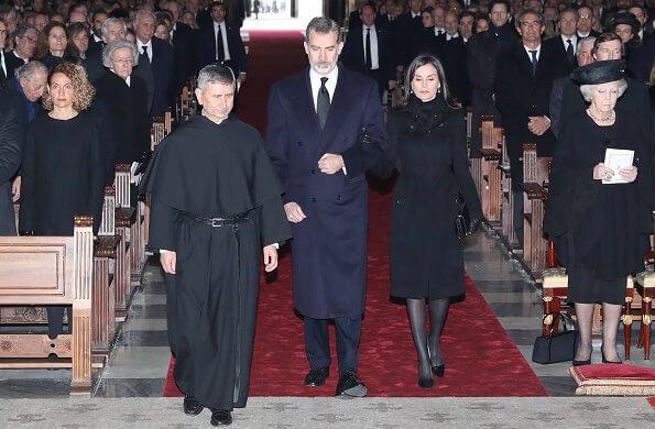 Funérailles de l'Infante Pilar