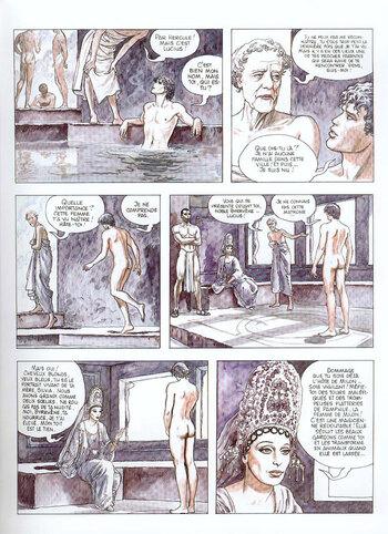 La Métamorphose de Lucius de Manara