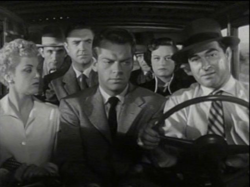 Mêmes les assassins tremblent, Split second, Dick Powell, 1953