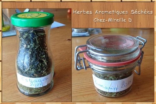 Herbes Aromatiques Séchées