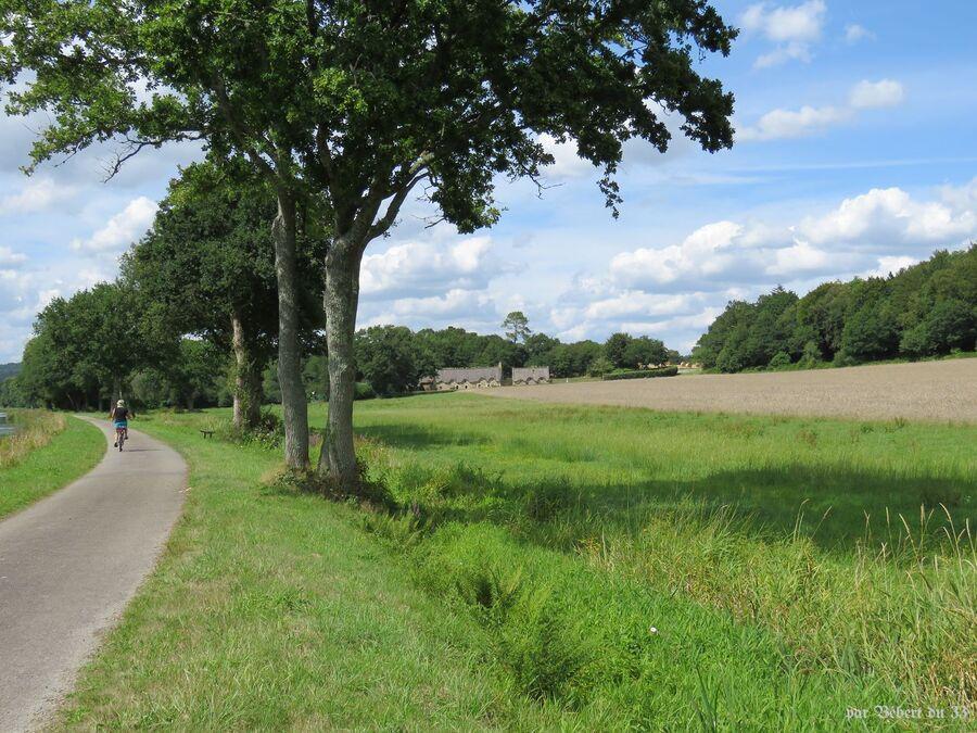 La voie Verte à Hennebont