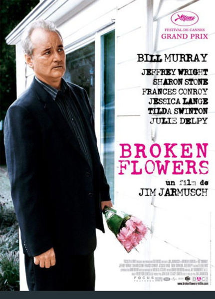 BOX OFFICE FRANCE 2005 BROKEN FLOWERS
