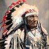 Chief Little Wound. Oglala Lakota. 1899. (Hand-colored) photo by Heyn photo