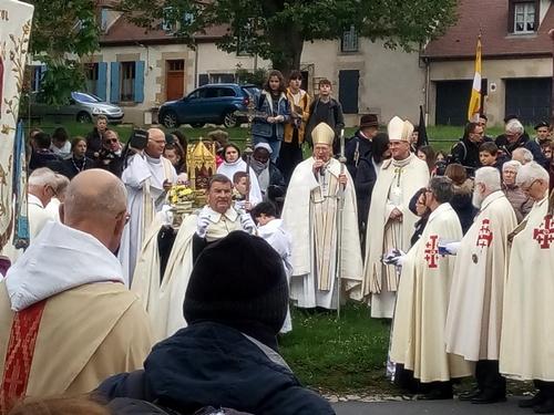 Le pélerinage de Souvigny