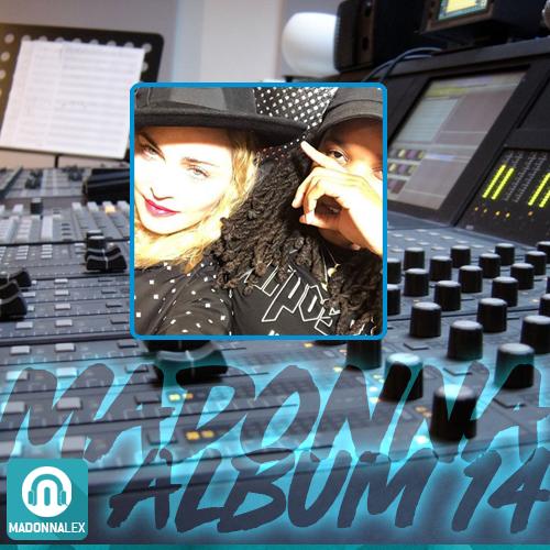 Starrah en collaboration sur le prochain album de Madonna