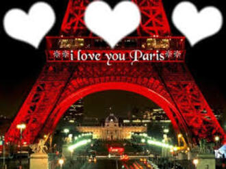 I   LOVE  YOU   PARIS .......