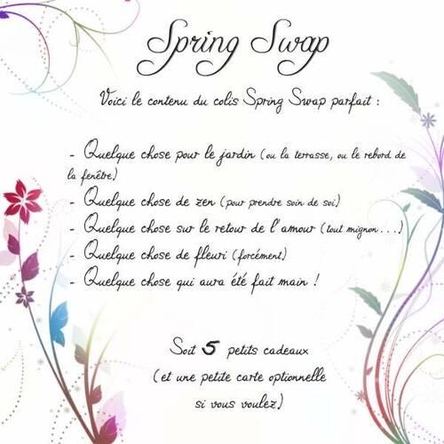 Swap Spring 2014