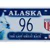 Reproduction plaque Alaska Iditarod (laruedescadeaux.com)