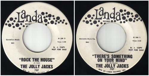 THE JOLLY JAX/JACKS