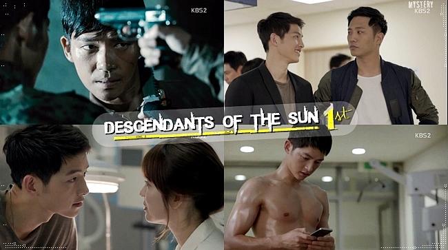 Descendants of the sun - épisode 1 -