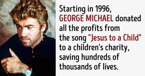 MICHAEL, George - Jesus To A Child   (Musiques pour l'âme)