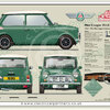 Mini Cooper 35 1996 green