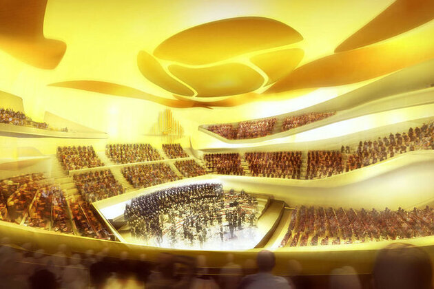 Philharmonie de Paris : acoustique d'exception