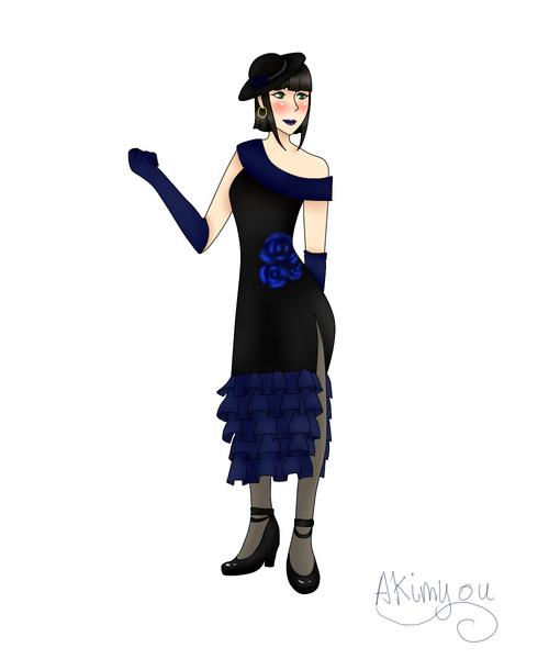 [Dessin tablette]-Chibi + concours de stylisme
