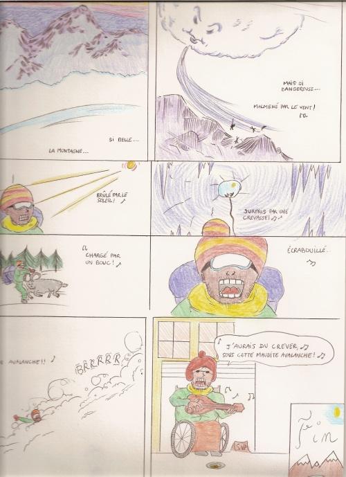 Mathieu à la montagne épisode 1