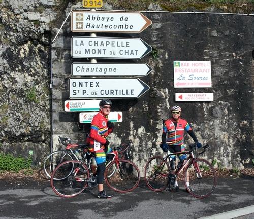 - randonnée  des Ducs de Savoie