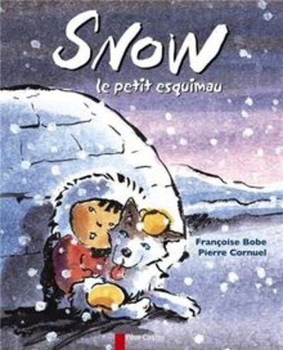 SNOW LE PETIT ESQUIMAU CP