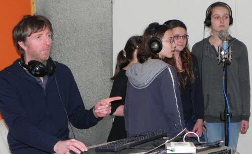 Comédie musicale pour jeunes