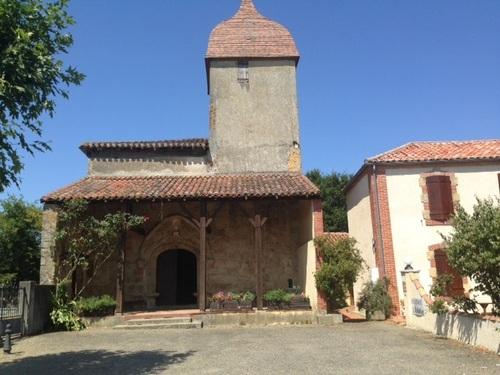 Eglise de Lanne - Soubiran