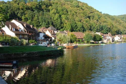 Toujours en bordure de la Dordogne