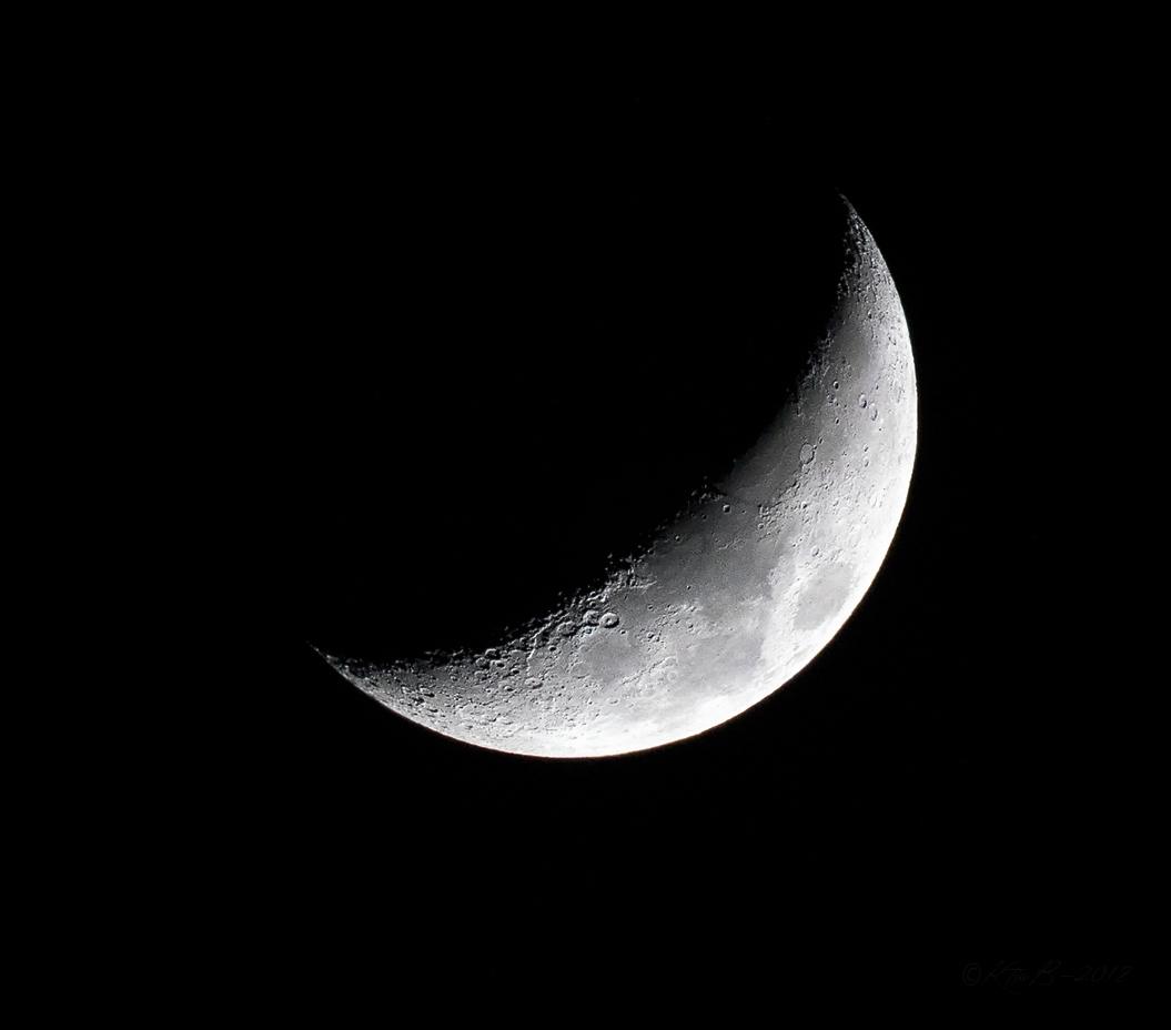 Lune du 22 janvier 2018