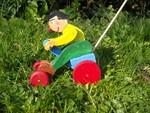 A030 Cyclorameur (jouet à pousser)
