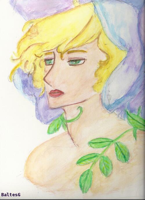 gilbert aquarelle crayon faber castell