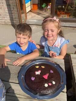 -Les anniversaires de Nolan et d'Emeline