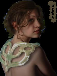 Női - arcképek - .png tubek6