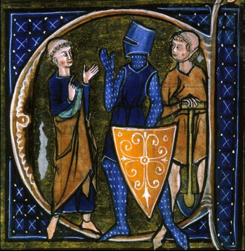Les 3 ordres de la société au Moyen-Âge