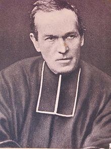 Bienheureux Antoine Chevrier. Fondateur de l'Œuvre du Prado († 1879)