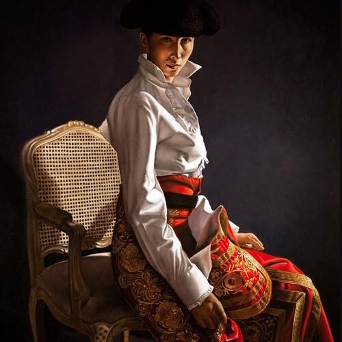 Christian Gaillard, illustrateur et peintre hyperréaliste français