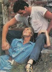 Mai 1982 / Juillet 1984 : Mon corps brûlant contre ton corps brûlé...