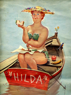 Hilda et Duane Bryers
