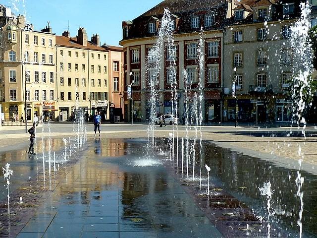 Fontaine de la République à Metz 3 Marc de Metz 18 09 201