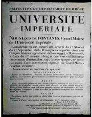 Recrutement des enseignants au 19ème siècle