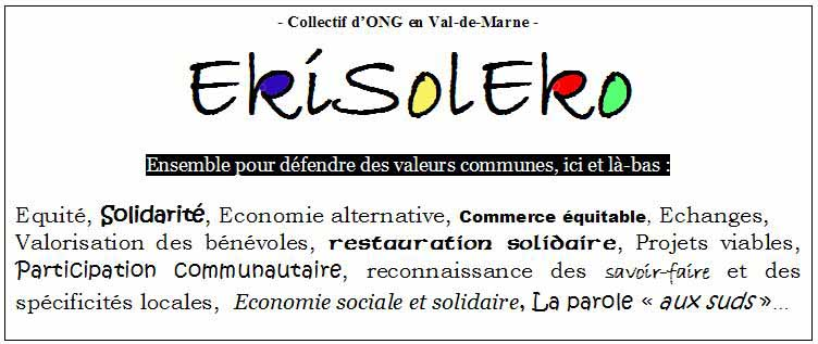 COLLECTIF EKISOLEKO