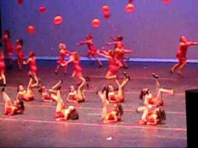 dance ballet balloons ballet