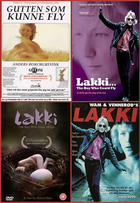 Lakki - Gutten som kunne fly / Lakki... The Boy Who Could Fly. 1992.