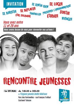 PARTICIPE A LA CONSULTATION DES JEUNES !