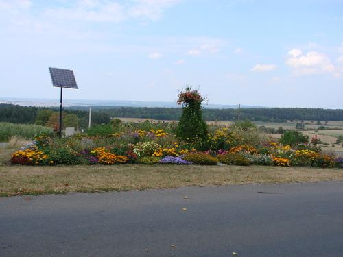 Sohier, village fleuri