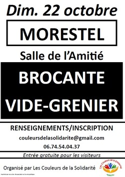 BROCANTE & VIDE-GRENIER