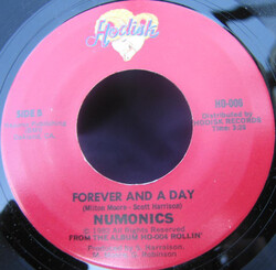 Numonics - Forever And A Day