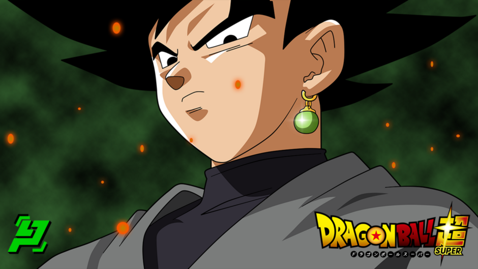 "Dragonball Super Saga ""Black Goku """