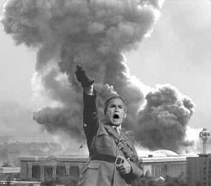 Comment le nucléaire peut devenir une arme banale, et sans doute souhaitable pour certains. Des militaires aussi fous que Sarkozy!