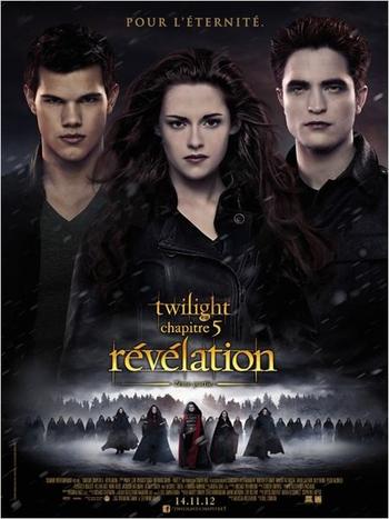 5 Twilight Révélation 2ème partie