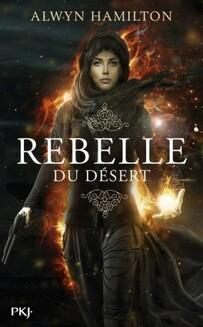 Couverture du livre : Rebelle du désert