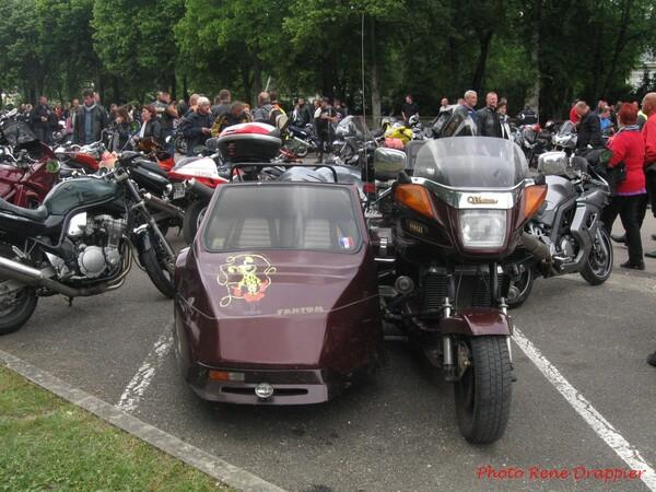 Le rallye du cochon est passé à Châtillon sur Seine