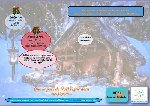 site Notre Dame Célébration et Marché de Noël