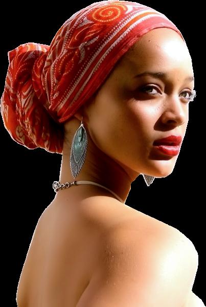 Tubes femmes création africaine 3